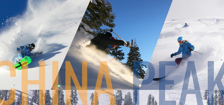 china peak mountain resort | california ski resort